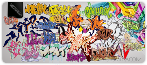 graffiti_vector_artwork_pack